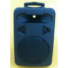 供应最新款音箱塑料箱体 可安装显示屏