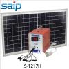 供应saip家用小型太阳能发电系统S-1217H