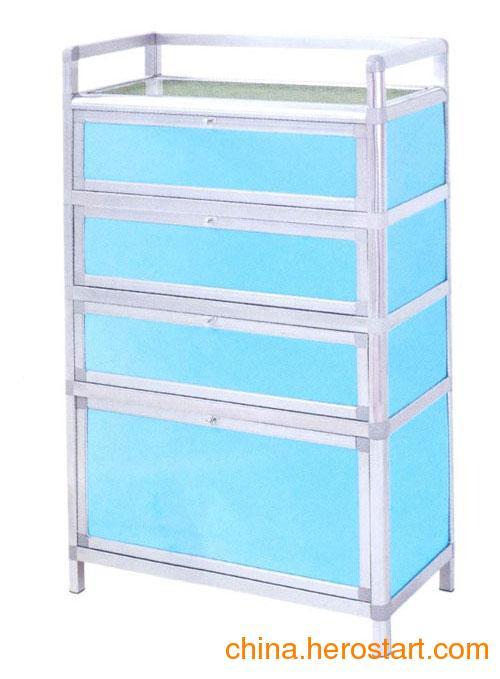 供应多功能铝合金茶水柜,碗柜,收纳柜生产厂家