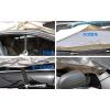 供应重庆汽车用品汽车半身车衣罩汽车清凉罩