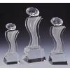 供应西安水晶工艺品  西安水晶奖杯  西安水晶奖杯定做
