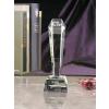 供应西安水晶供应品  西安水晶奖杯  西安水晶奖杯定做