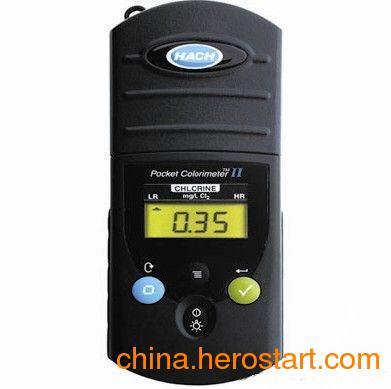 供应哈希PCII型单参数水质分析仪