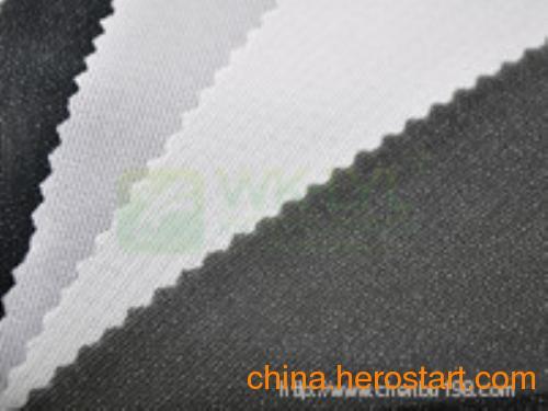供应裕纺衬布批发针织粘合衬布4007