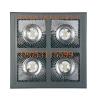 新款400Wled建筑之星led投光灯 代替2000W金卤灯