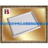 供应可开启式铝合金海报框 铝合金电梯广告框切角