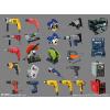 新蔡县电动工具生产供应工具供应商各种型号批发工具厂家直销