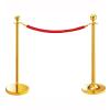 浙江供应不锈钢栏杆 一米线挂绳护栏厂家 银行双节加厚围栏定做