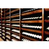 供应红酒俱乐部板式酒架