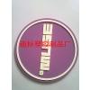 迪标供应PVC软胶杯垫,塑胶环保杯垫,精致滴胶杯垫