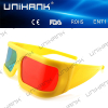 经典畅销款现货供应3D圆偏光立体眼镜 3D眼镜 环幕3D立体眼镜423D