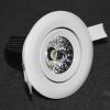 供应COB西铁城、齐瀚光源外壳;新品5-7W、9W天花外壳;COB钻石面透镜