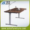 供应SJ02E-AJ 两柱倒装无油升降办公桌、办公升降桌、白领办公升降桌、