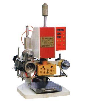 HR-809气动烫金机(横向送带)