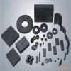 供应切割铁氧体磁铁 异性磁铁 磁石 切割磁钢 当天发货