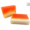 供应云南昆明特产胡萝卜营养玫瑰纯珍珠美白皂/手工皂玫瑰精油皂80g