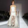供应白色长款蕾丝婚纱礼服 多丽琦2013新款 现招商代理加盟