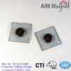 供应服装磁扣 强力磁扣可缝制 钕铁硼磁扣