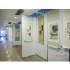 供应北京书画展板租赁,多种类型八棱柱挂画展板租赁