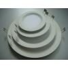供应圆形侧发光LED筒灯 12寸筒灯 面板灯外壳