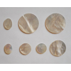 供应厂家直销贝壳表面 钟表贝壳配件