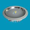 供应10寸筒灯外壳 LED压铸筒灯外壳配件