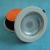 供应LED筒灯外壳 新款压铸COB筒灯套件 内置电源灯具配件