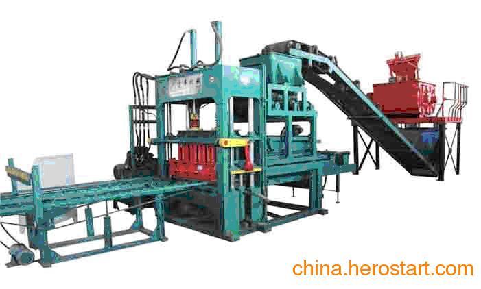 供应海南全自动免烧砖机铺地砖砖机水泥砖设备厂家
