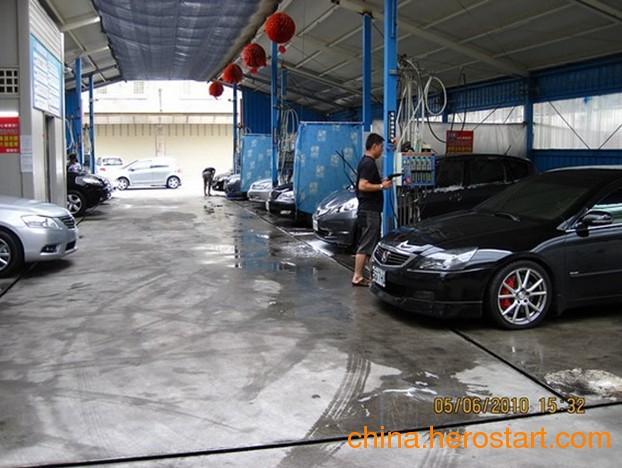 供应深圳创蓝-车海洋自助洗车机