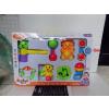供應嬰兒搖鈴鈴鼓響錘床鈴套裝玩具可作尿片等兒童用品廣告促銷禮品贈品