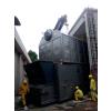 供应锅炉吊装
