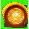 供应江门交通设施信号灯 德庆太阳能黄闪灯哪里有卖价格最低
