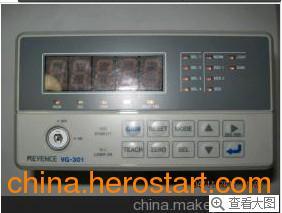 供应KEYENCE激光测量仪器VG-301,厂家直销