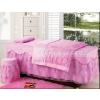 供应全棉美容床罩四件套批发,美容床罩四件套厂家直销,简约美容床罩