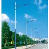 供应太阳能路灯给村民带来光明