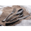 供应欧洲原单 简约风格 优质不锈钢西餐具刀叉勺