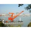 供应港口机械——FQ型浮式起重机
