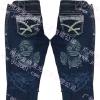 供应最新型的牛仔裤印花 牛仔印花厂