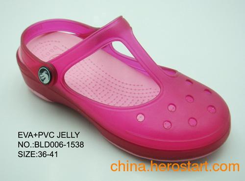 供应果冻洞洞鞋,果冻花园鞋,果冻沙滩鞋,揭阳宝利达鞋业