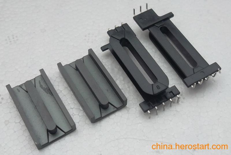 供应LED电源用EDR2009磁芯+骨架5+3针