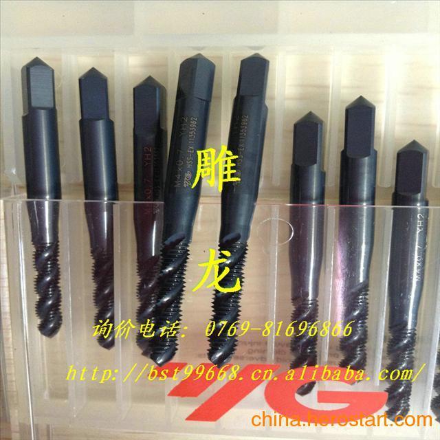 供应雕龙优势批发韩国YG不锈钢丝锥 M4*0.7丝攻