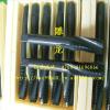 供应雕龙专业定做15°螺旋镀钛丝锥 汽车轮毂螺母专用丝锥