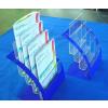 供应银行宣传架 桌面资料架 亚克力资料架 有机玻璃宣传银行台式旋转折页架亚克力资料架,新款亚克力旋转资料架 银行资料架价格 - 展示架