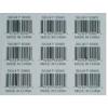 供应不干胶 黎村不干胶条码标签印刷 洋乌不干胶条码标签印刷