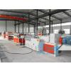 供应科盛达塑机木塑建筑模板生产线