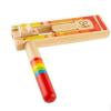 供应hape玩具 优质荷木早旋律摇摇响 早教益智启蒙木制音律宝宝礼物