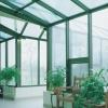 供应阳光房   铝木阳光房  郑州阳光房 和谐门窗