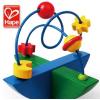 供应hape玩具 小宇宙绕珠优质椴木益智智力早教木制创意设计
