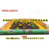 供应广西柳州来宾儿童充气沙池厂家|百色充气城堡价格