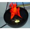 供应电子装饰台式火盆/仿真火焰灯/万圣节酒吧火盆灯